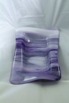Lavender Sunrise Collection Streaky Purple Funky by BecauseofLily
