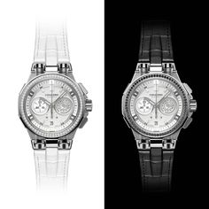C2 Chronograph Black and White.