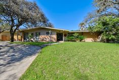 2627 Friar Tuck - One story mid-century modern home, 4 bedrooms, 2.5 baths, with back house and pool offered for $560,000, MLS #1297612