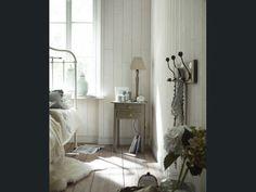 Chambre Adulte Blanc/beige/naturel Naturel / Authentique