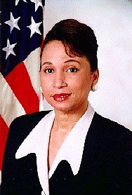 Alexis Herman was named Secretary of Labor, the first African American to be nominated for that position and the fifth woman to be appointed, during President Clinton's second term. She is a graduate of Xavier University of Lousiana in New Orleans where she became an active member of the Gamma Alpha Chapter of Delta Sigma Theta Sorority and receiving the Bachelor of Arts in Sociology in 1969.