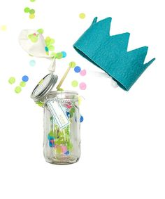 Birthday Party in a Jar Set by ACME Party Box Company #zulily #zulilyfinds