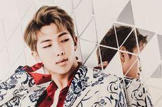 BTS Rap Monster || Bangtan Boys Kim Namjoon