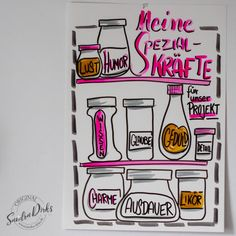 Sandra Dirks - Mini Flipchart Course - How to draw jam jars on your flipchart Source by evamgrafemg Internet Advertising, Ebay S, Sketch Notes, Fun Hobbies, Day Work, Work From Home Jobs, Special Forces, Teaching English, Coaching