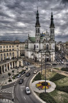 warsaw, poland one of top places i want to visit someday!