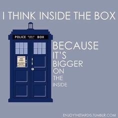 Wisdom from the Doctor