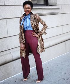 Leopard and merlot