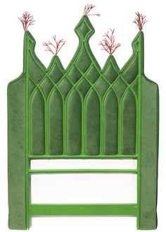 600 A Tony Duquette Venetian style upholstered and painted wood double headboard Kids Room, Affordable Furniture, Painting On Wood, Beach House Interior, Kids Furniture, Painted Wood Headboard, Childrens Room, Childrens Bedrooms, Headboard