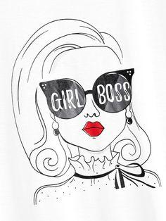 Boss Wallpaper, Iphone Wallpaper, Arte Marilyn Monroe, Farmasi Cosmetics, Art Deco Cards, Fashion Wall Art, Printed Tees, Girl Boss, Cute Art