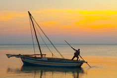 """In more remote parts of the country, such as Benguerra Island, private fishing dhows are a common way of getting around."" Mozambique: the Bradt Guide; www.bradtguide.com"