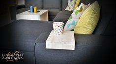 Sofa Armlehnen Ablage passend für die IKEA KIVIK Serie von Schreinerei-Zaremba auf DaWanda.com