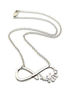 "Amazon.com: New Celebrity Fans 'SWIFTIE' Pendant 3mm &18"" Link Chain Fashion Necklace XC424R: Taylor Swift Merchandise: Jewelry"