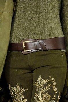 Ralph Lauren Fall 2006 Ready-to-Wear Fashion Show