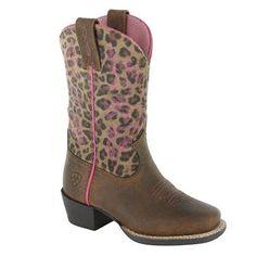 Ariat Girl's Legend Western Boots