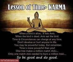 How Karma works - FunSubstance.com