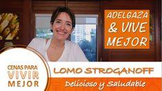 Lomo Stroganoff / Como Preparar el Mejor Beef Stroganoff Ruso