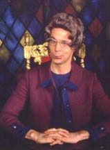The Church lady - played by Dana Carvey on SNL