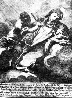Santa Beatriz  de Nazaret, virgen XI