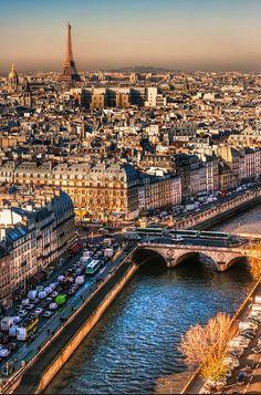 Paris, France ~