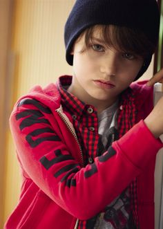 Benetton for Boys - KFP Fashion Boutique Boy Models, Child Models, Baby Boy Fashion, Teen Fashion, Fashion Spring, Beautiful Children, Beautiful Boys, Handsome Kids, Boys Clothes Style