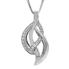 The special meaning a journey necklace conveys is the growing love organically shaped free form diamond pendant kavita kollection by diaexpressions mozeypictures Gallery