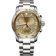 Victorinox Chrono Classic 241658 Mens Chronograph Classic