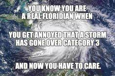 Hurricane Irma coming towards Florida September 2017