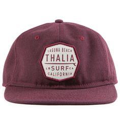Thalia Surf Crest Patch Unstructured Hat