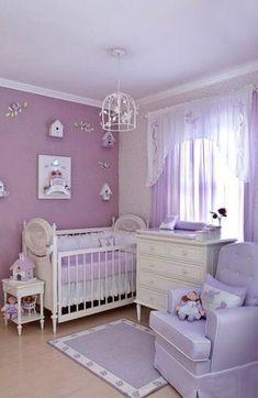 Baby Bedroom, Baby Room Decor, Nursery Room, Girl Nursery, Girl Room, Girls Bedroom, Nursery Ideas, Room Ideas, Child Room