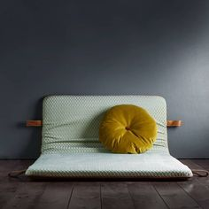 THE M #bythornam #daybed #lounge #design #leather #velvet #handmade #danishdesign #gym #mat