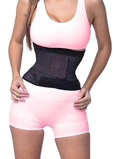 503aa1da1e Women Waist Trainer Cincher Belt Fitness Body Shaper For An Hourglass Shape  -- Learn more