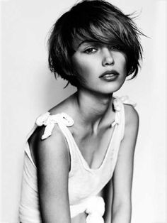 Pictures of Short Haircuts with Bangs – Latest Bob HairStyles