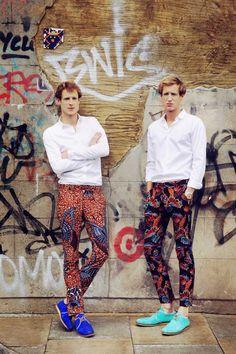 dent-de-man---african-prints--for-men-2012.-pants