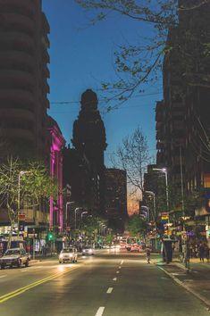 Avenida 18 de Julio in Montevideo, Uruguay | heneedsfood.com