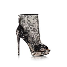 Daring Ankle Boot - Shoes   LOUIS VUITTON