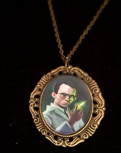 Re-animator necklace