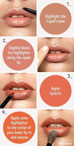 6 Tricks for Fuller Lips
