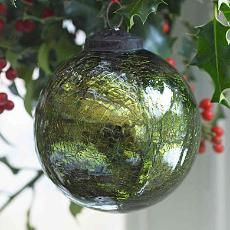 Susie Watson Designs do really lovely baubles