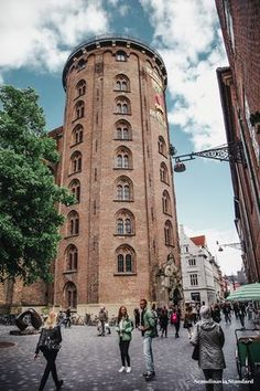 A list of the top attractions, museums and special spots that tourists shouldn't miss in Copenhagen, Denmark.