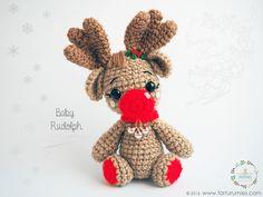 Amigurumi Reindeer Free Pattern : Free patterns free crochet amigurumi and crochet