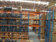 Pallet Rack for Warehouse