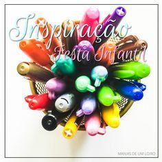 Inspiração - Festa Infantil! <3