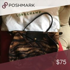 Longchamp bag Great condition with dust bag Longchamp Bags Shoulder Bags