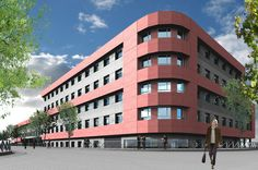 Edificio de Oficinas, 2004-2008