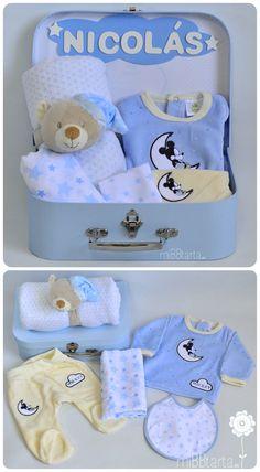 c0ac16a46 Las 7 mejores imágenes de Regalos para bebés recién nacidos | Baby ...