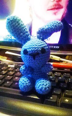 #bunny #sweet #animal #lovely #amigurumi #crochet