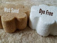 "ANNOUNCEMENT: Another couple options that we have added to our bath bombs are two all natural dyes: We have ""YELLOW"" which is made by infusing annatto seeds into the grapeseed oil we use for our bath bombs.. The next option is ""WET SAND"" which is also from the infused grapeseed oil with some dried raspberry seed as well.. what this does is adds a very light exfoliant to the bath bomb giving an extra benefit to your already amazing list of benefits our bath bombs have!   We will still offer…"