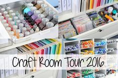 Hello there, if you have followed me for a little while, you will know how much I love craft organisation and storage. I am forever changin...