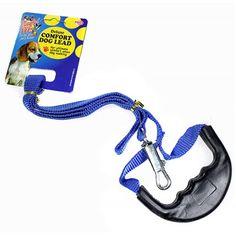 Deluxe Comfort Dog Lead Blue