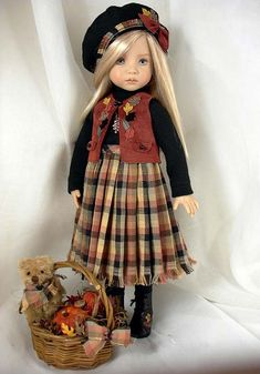 "Pumpkins for 13"" Dianna Effner Little Darlings | Flickr: Intercambio de fotos"
